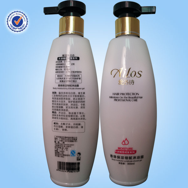 brand shampoo and shower gel/ISO factory brand shampoo and shower gel