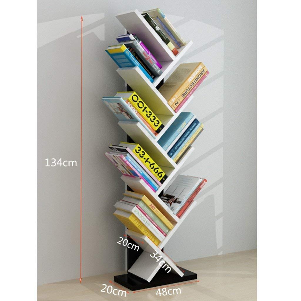 Floorstanding Childrens Bookshelf Creative Simple Living Room Modern Tree Shape Color Optional