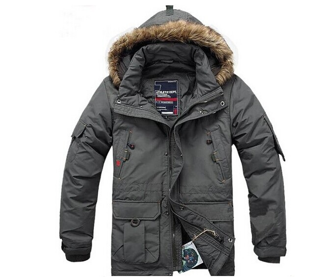 cd15448e24f 2019 2017 Winter Jacket For Men Down Parka Plus Size 5XL Warm Coat ...
