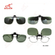 Flip up sunglasses clip on glasses clip on polarized sunglasses