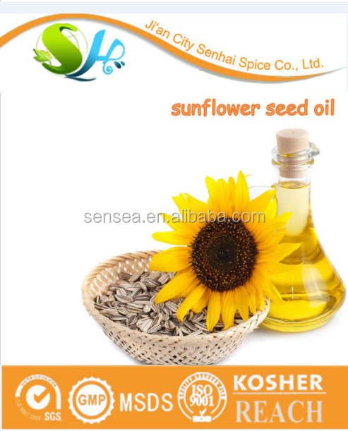 Cheapest price wholesale high quality cooking oil sunflower oil