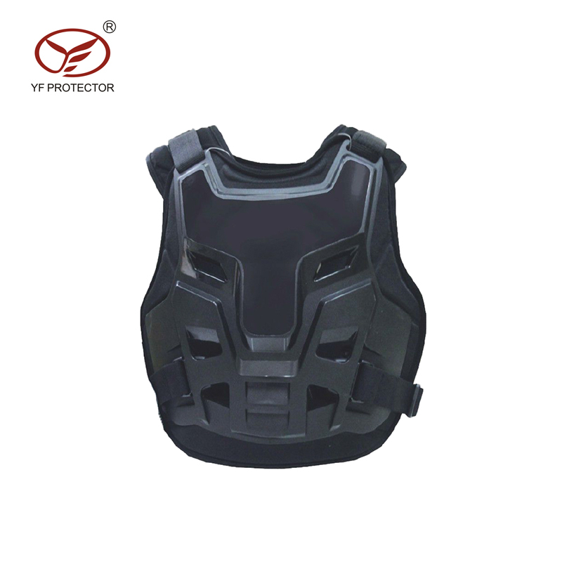 Neck brace compatible Motocross MX chest roost protector body armour