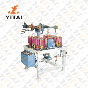YITAI High Speed Rope braiding machine