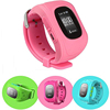 2015 Children Smart Watch Bluetooth OLED Display GPS Kids Tracker Watch