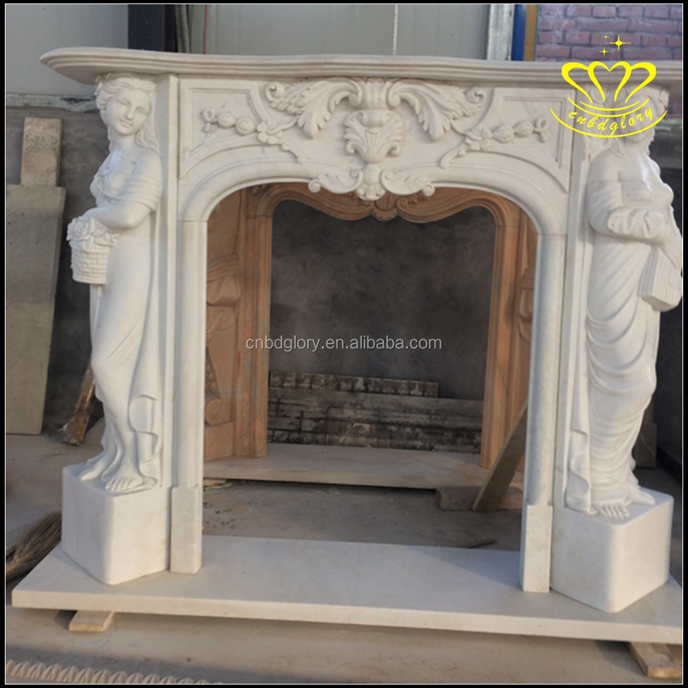 angel carved fireplace mantel angel carved fireplace mantel