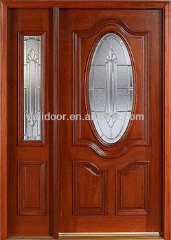Cristal Oval Solido Teca De Birmania Puertas Madera Dj S9313mso Buy Teca Puertas De Madera Puertas De Madera De Teca De Color De Esmalte Madera