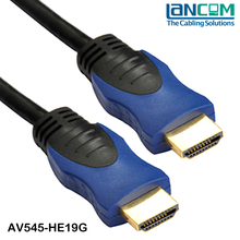 Super 24k GOLD 1080P HD ETHERNET 1.5m HDMI CABLE