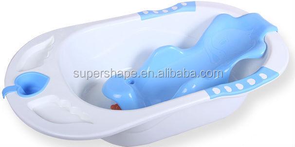 Baby Bathtub And Bath Seat,Best Quality With Drain Plug - Buy Baby ...