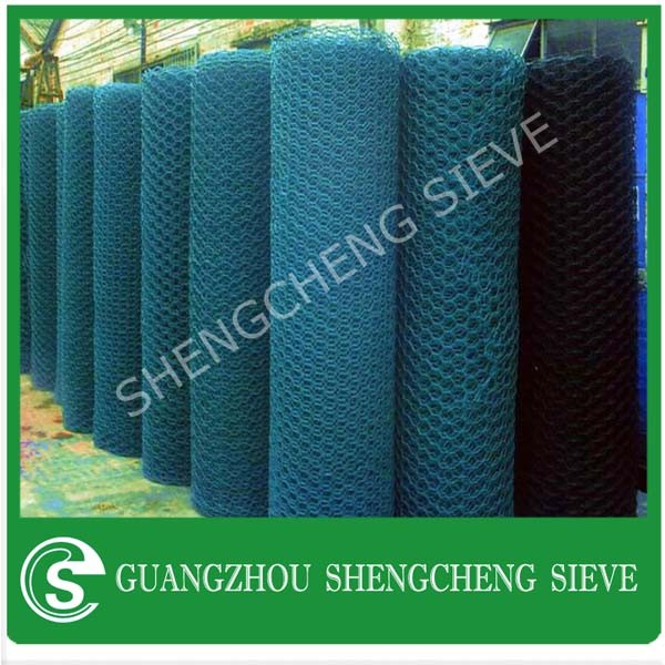 Cheap Pvc Coated Hexagonal Chicken Wire Dog Fencing Cat Enclosure ...