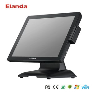 touch screen pos terminal IP54 waterproof pos system server