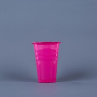 Disposable Clear 500ml 16 oz PP Plastic Cups