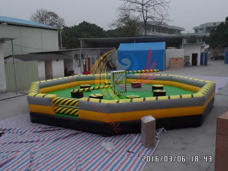 Wholesale High standard eliminator mechanical rodeo, inflatable ...