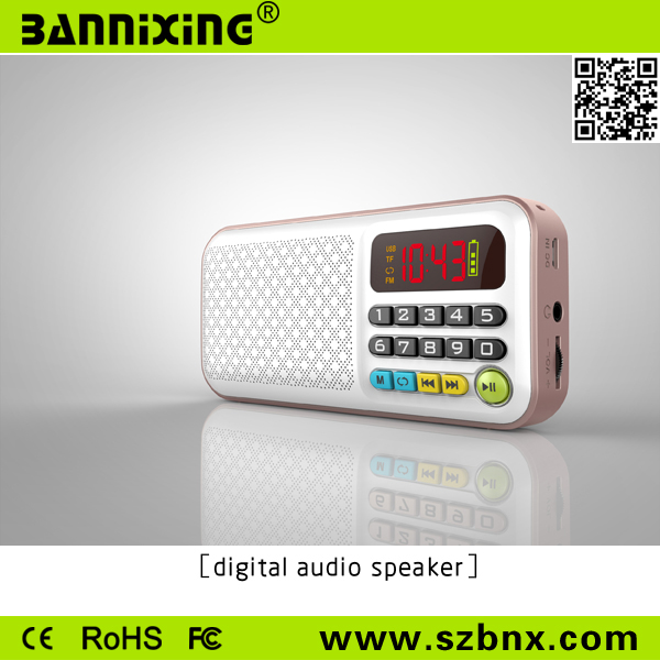 double TF card fm radio BNX-536 <strong>bluetooth</strong> fm with am radio reciever