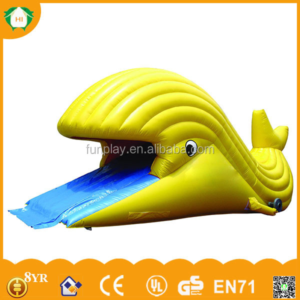 HI Big discount! 0.55mm PVC step 2 inflatable water slide,water slides for adults,inflatable water slide