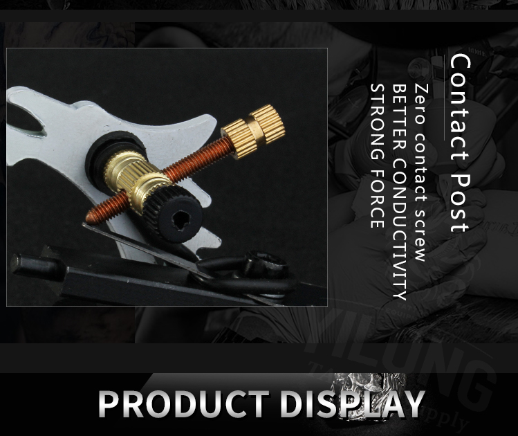 Colorful Tattoo Coil Machines Coils Tattoo Making Machines tattoo gun