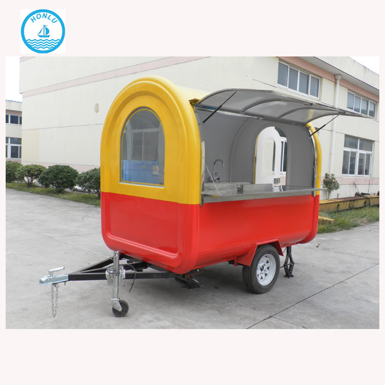 Wholesale Custom Made Suppling all kind of function gas/electric/oil motorcycle china mobile food cart/mobile food truck