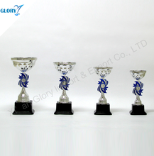 Championship Silver Small Plastic Cheap Decorative Trophy Cup