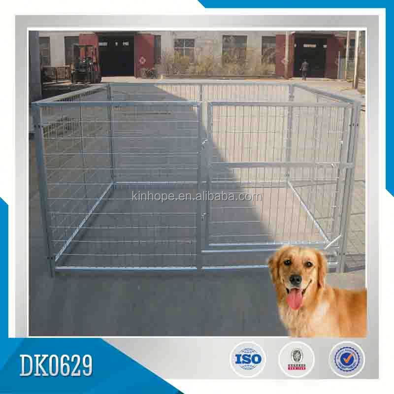 Outdoor Metal Pet Tube Dog Kennel
