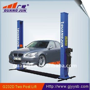 3 5 tons g232d two post car lift with ce buy car lift - Garage mobile per auto ...