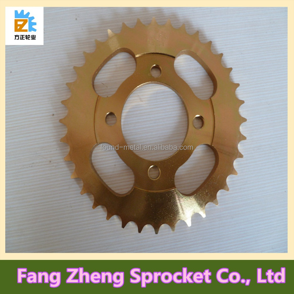WAVE125 Motorcycle Chain Sprocket Kit for Iran Market