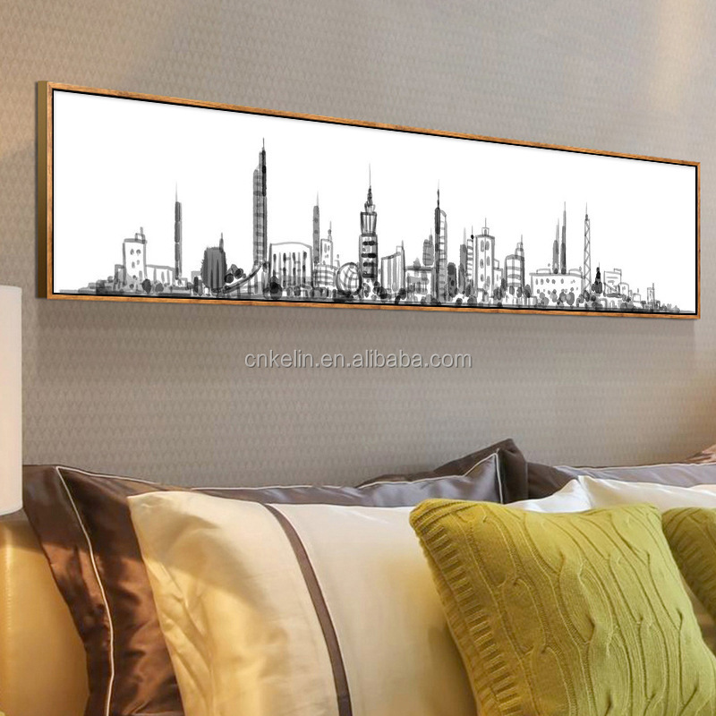 landscape diamond embroidery painting on canvas