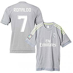 4fc690e77ec Buy Real Madrid Ronaldo 7 La Liga Football Shirt Name Set 2013 14 ...