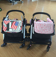Best Selling Aluminum Portable Baby Stroller For Twins With Multi-function and Good Performance
