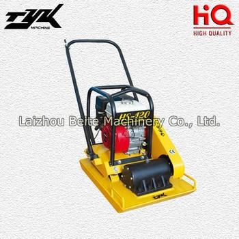 Soil Hand Compactor Machine