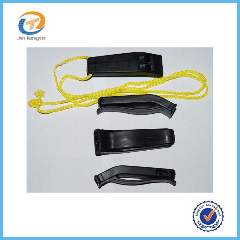 black flat whistle0