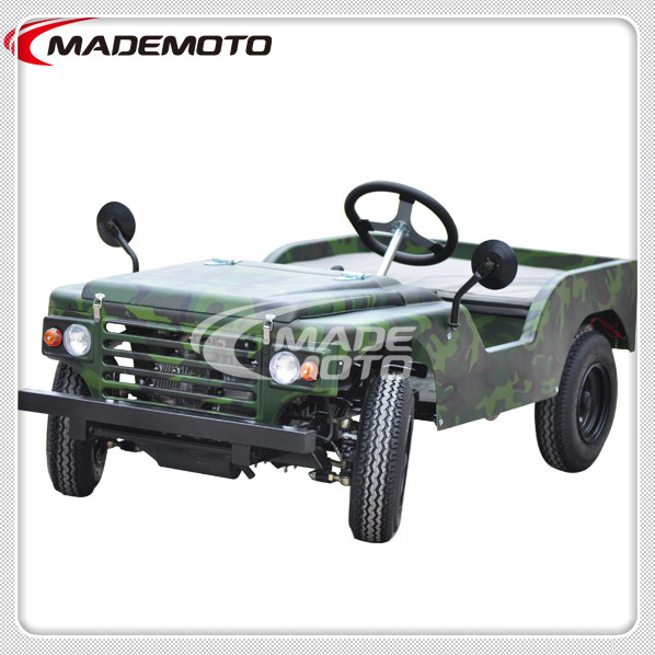 Fabricante profesional de 800cc gas mini atv jeep 4x4/mini atv jeep 250cc