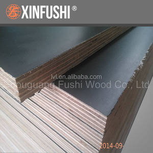 TOP Grade F17 /F14 1200*1800*17MM Structural plywood for AUSTRALIAN market from china