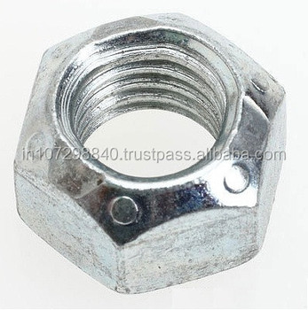 Self Locking Nut >> Self Locking Hexagon Nut Buy Self Locking Nut Locking Wheel Nut Locking Nut Product On Alibaba Com