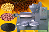 small size high efficiency soya oil machine
