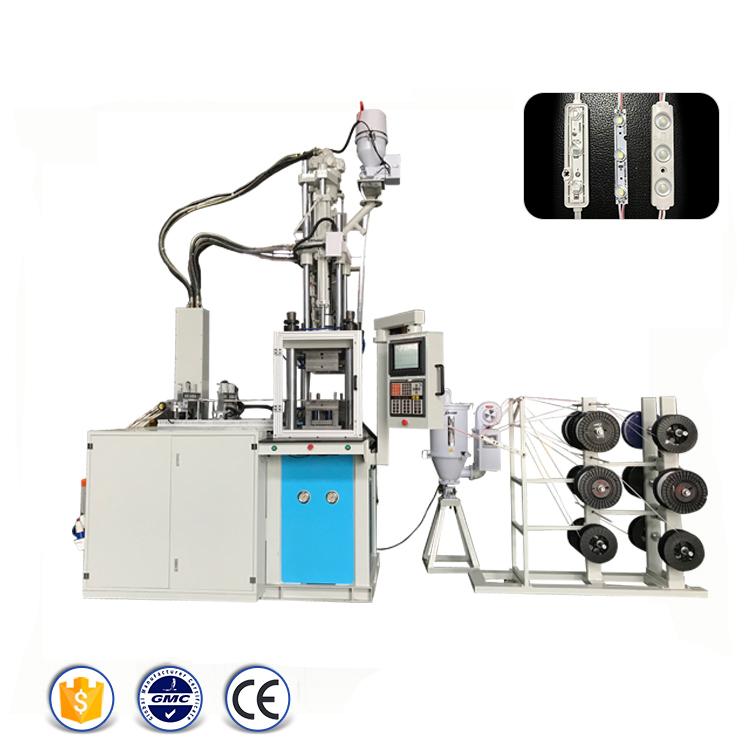 Vertical LED Strip Module Light Injection Plastic Molding Machine for Sale