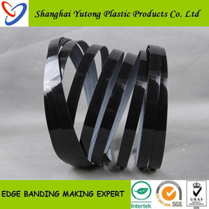 Melamine Chipboard PVC Edging/ PVC Edge Banding,PVC Edge Banding Tape for  Particle Board