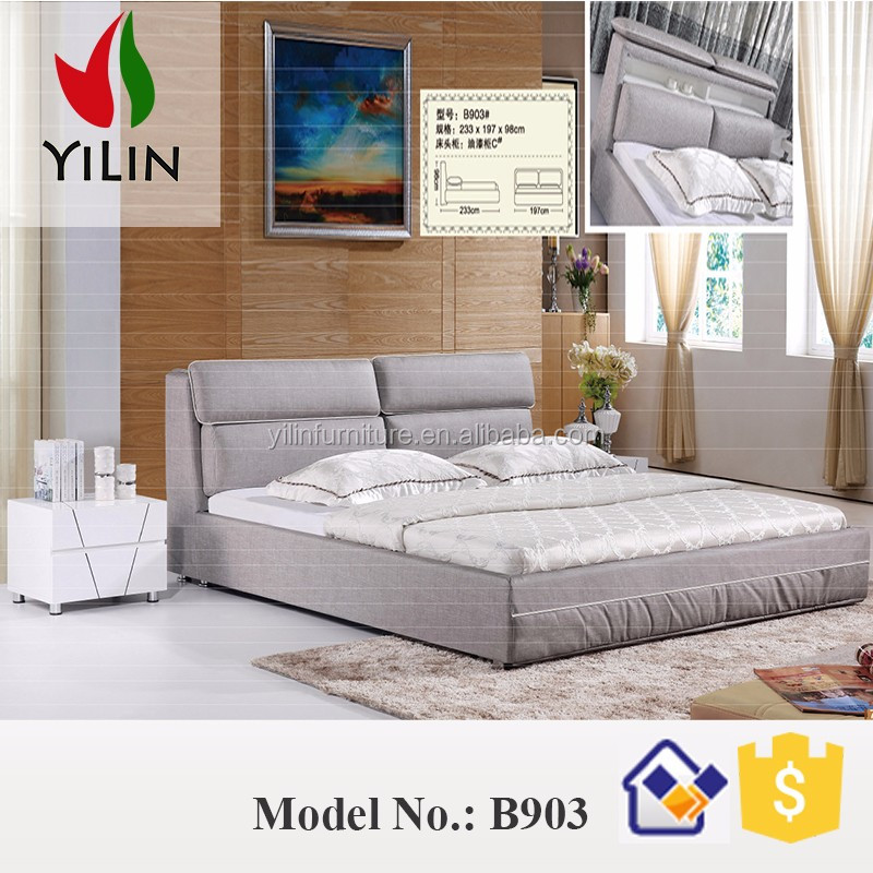 Venta al por mayor camas matrimoniales modernas-Compre online los ...