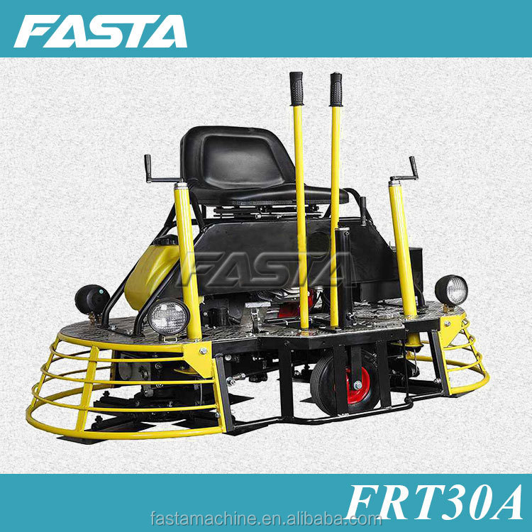 Fasta FRT30A Road Building Construction Tools Concrete Power Trowel