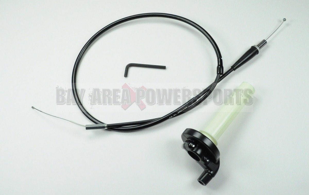 01-1016 CR Style~ Motion Pro Twist Throttle Replacement Cable