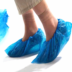 Eco-friendly Blue Customized Disposable Shoe Cover