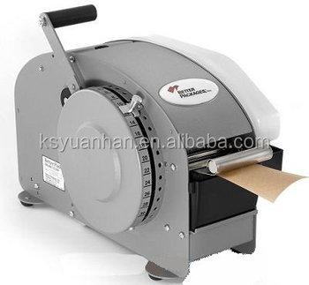 fe335886fdd Wet Water Kraft Paper Tape Dispenser cutter - Buy Automatic Tape ...
