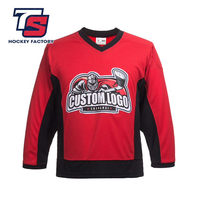Custom Cheap Sublimation Team Set Youth Hockey Jerseys For Sale