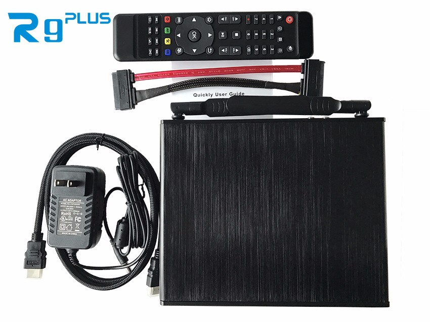 Mobil Populer Server Streaming HD Media Player TV Box