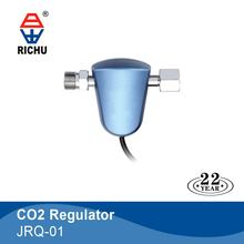 CO2/Argon high pressure regulator