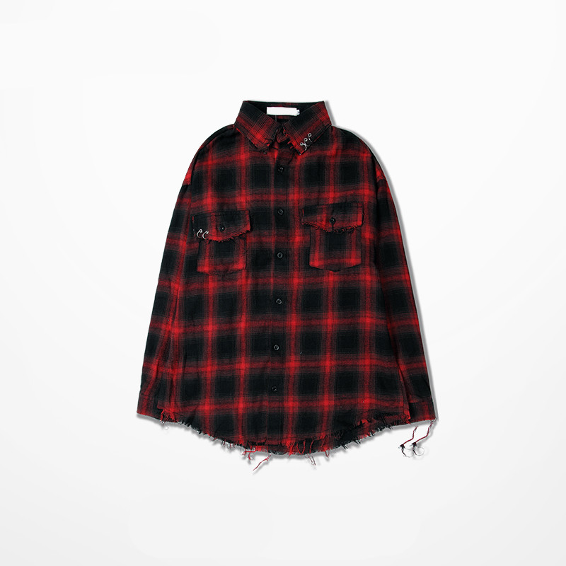 stylish flannel casual shirts