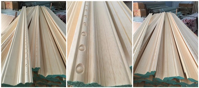 wholesale wood trim crown moulding for ceiling
