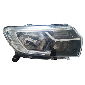 Led Light For New Renault Symbol / Logan 2018 Head Lamp Led Headlight Auto  Spare Parts - Buy Renault Symbol New Parts,Head Lamp For New Renault