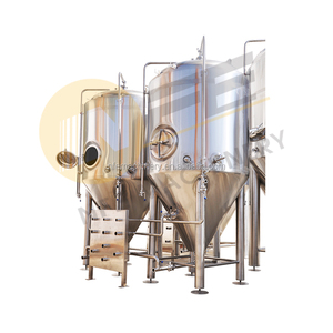 10bbl Completely turnkey Beer brewhouse unitank | 1000Lbeer brewery equipment | Stainless steel beer bright 10BBL tank for sale