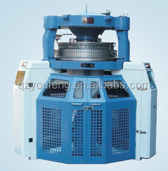 Brand New Circular Knitting Machine Double Face Loom - Buy ...