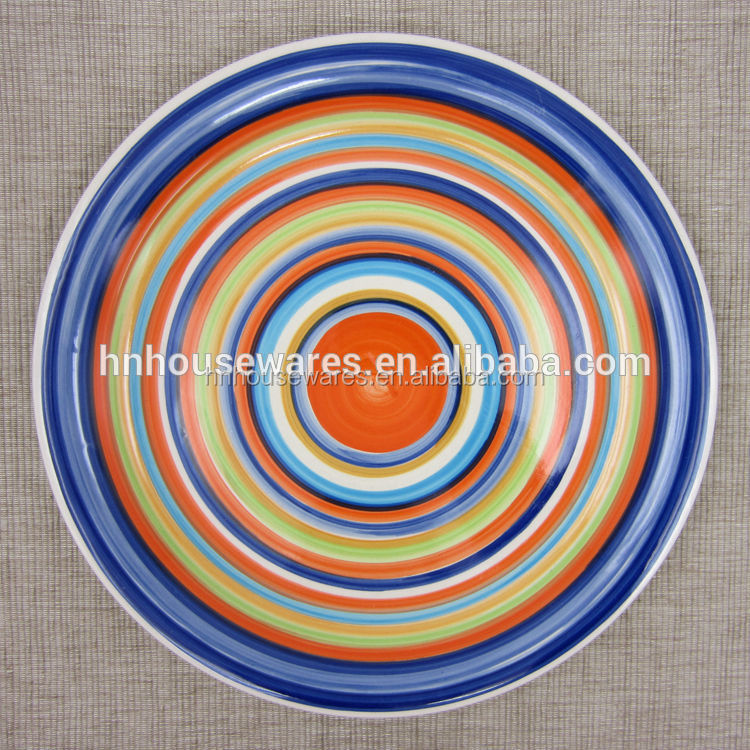 10.5 inch plain colorful dinner plate south africa