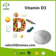 Free sample high purity Vitamin D3 Powder/vitamin d3 liquid